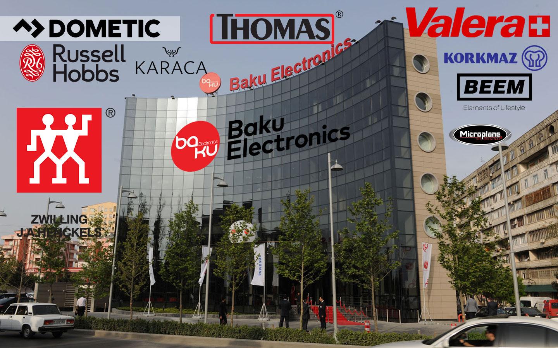 baku electronics'e yeni markalar katıldı
