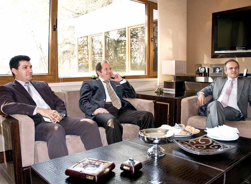 Shahram, Behram ve Nadir Eromi