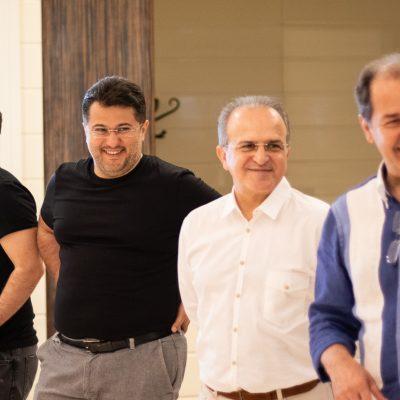 Omid Eromi, Behram Eromi, Nadir Eromi , Emir Eromi