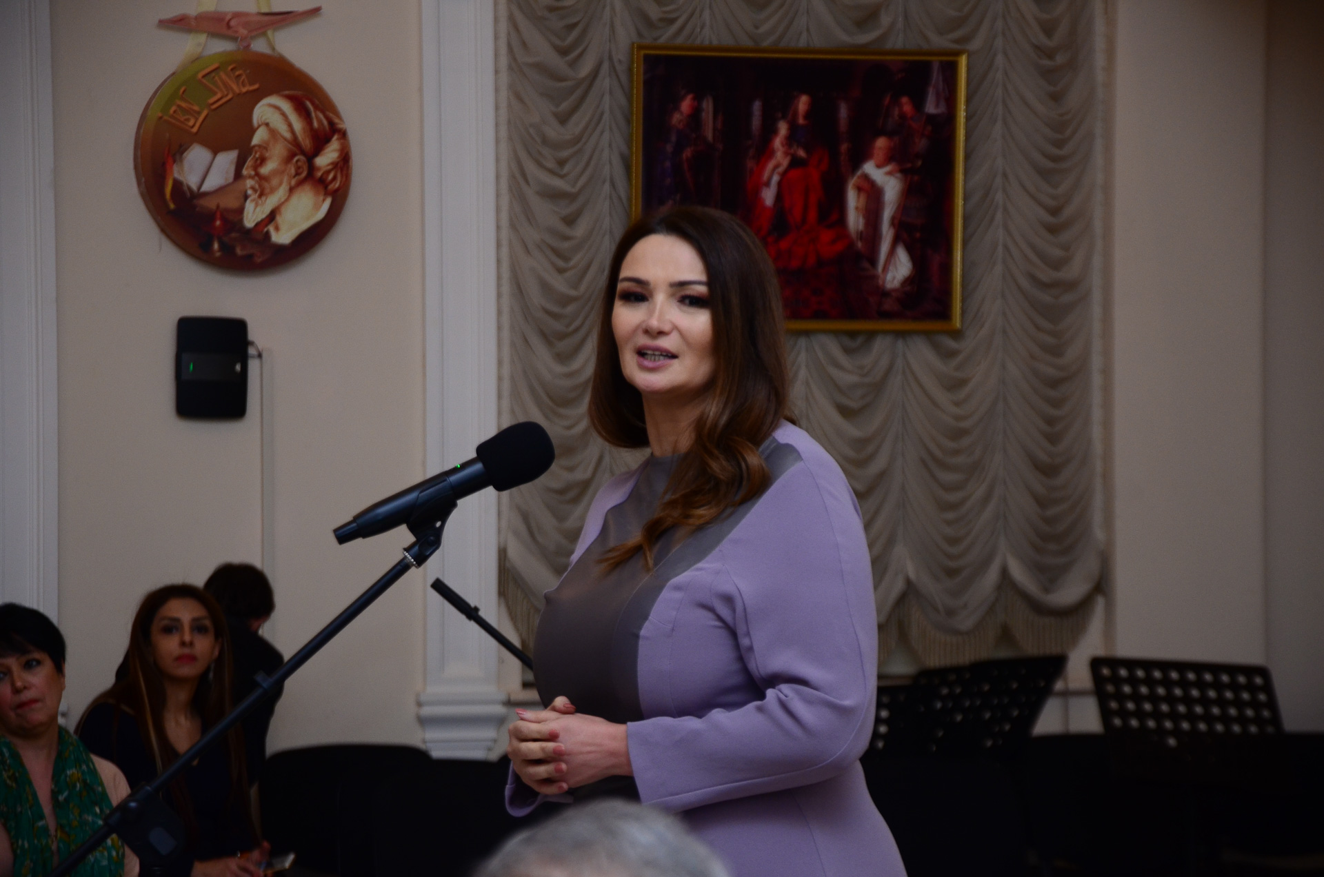 Milletvekili Ganira Pashayeva